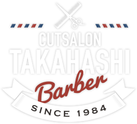 SINCE1984 BARBER Shop TAKAHASHI