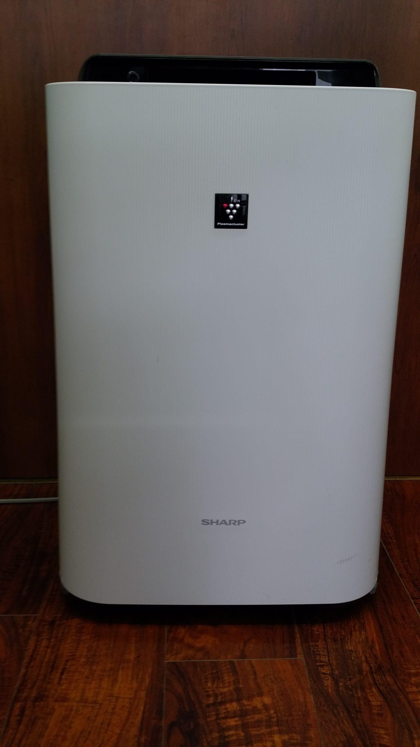 葛飾区理容室 空気清浄機