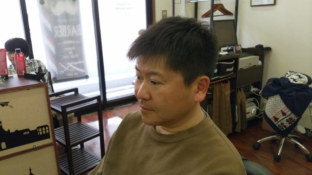 綾瀬駅メンズサロン・メンズカット・刈り上げスタイル!