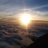 綾瀬駅メンズサロン2代目代表が富士登山にチャレンジしたブログ。
