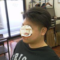 綾瀬駅メンズサロン・メンズビジネス2ブロックスタイル!