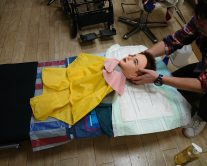 福祉美容の講習