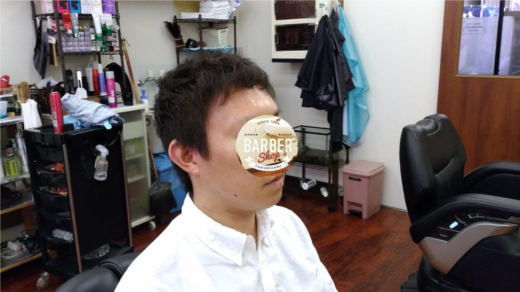 綾瀬駅メンズサロン・メンズビジネスショートスタイル!