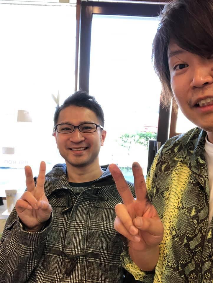綾瀬駅メンズサロン2代目代表がOB会に参加するために大阪に行ったブログ