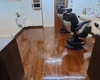 綾瀬駅近くで1番床の綺麗な理容室です(本日限り)2020