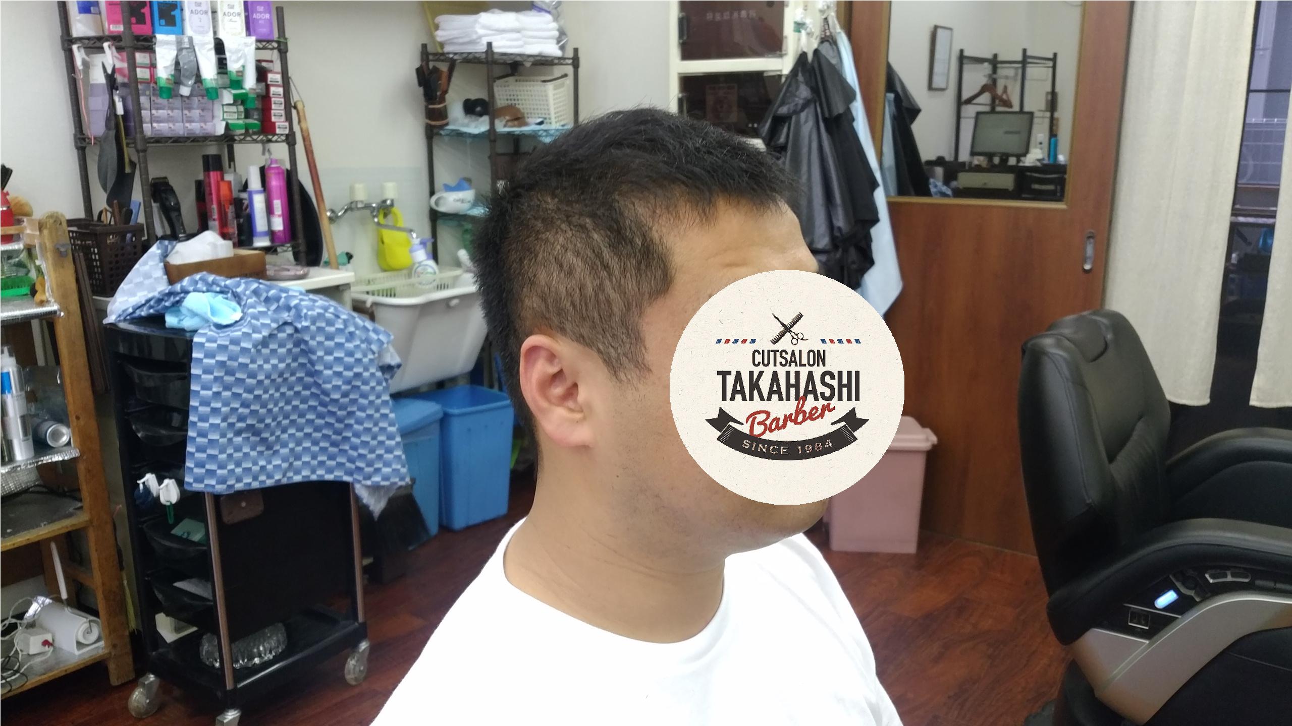 綾瀬駅理容室メンズカット・刈り上げスタイル!